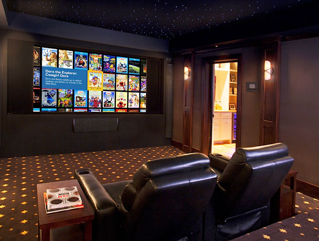 Best Color For Home Theater Screen